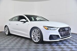 2019 Audi A7 3.0  QTT AUDI AUTHORIZED DEALER QTT PREMIUM PLUS DRIVER ASSISTANCE PCK S LINE (MSRP $80640) ONLY 4028 MILES!!!