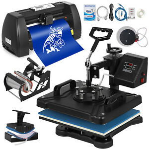 5in1 Heat Press 15