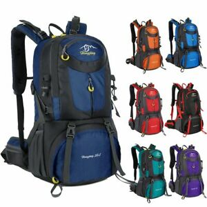 40L 50L 60L Outdoor Waterproof Camping Hiking Bag Mountaineering Backpack Travel