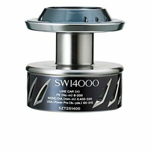 Shimano reel Yumeya 13 Stella SW 14000 power drag spool parts