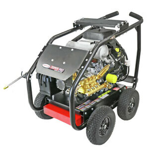 SIMPSON 65214 6000 PSI 5.0 GPM Gear Box Medium Pressure Washer New