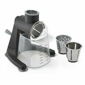 NEW In Box - The Pampered Chef Quick Prep Large Food Grater - # 100088