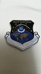 Air Force Space Command Surgeon Award Challenge Coin