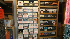 Awesome lots of 100 45s from a 30K collection 1950s-1980s FREE SHIPPING!!!