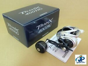 SHIMANO TRANX 400HG 400A HG RIGHT HAND BAITCASTING REEL *1 3 DAYS FAST DELIVERY*