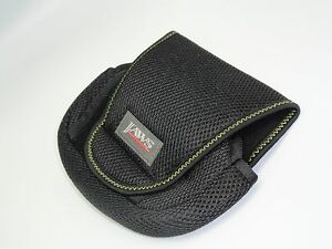 2 Jaws quot;Lquot; Spinning Reel Cover Pouch for Daiwa Penn Shimano Reels