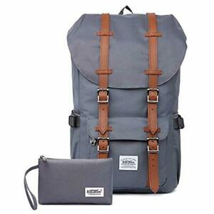 Laptop Outdoor Backpack Travel Hiking Camping Rucksack Pack Casual