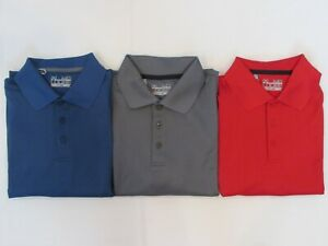 NEW MEN'S UNDER ARMOUR GOLF L S HEAT GEAR LOOSE FIT POLO SHIRT PICK SIZE $29.50