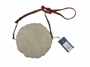 Women's New Universal Thread Sherpa and Camel Canteen Crossbody 7.5