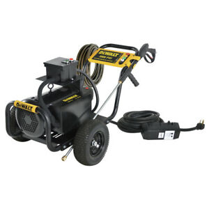 DeWalt 60783 3000 PSI 4.0 GPM Electric Pressure Washer New