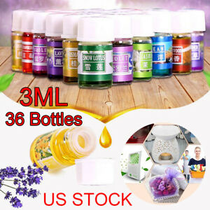 Aromatherapy Essential Oils 100% Natural Pure Essential Oil Fragrances US STOCK