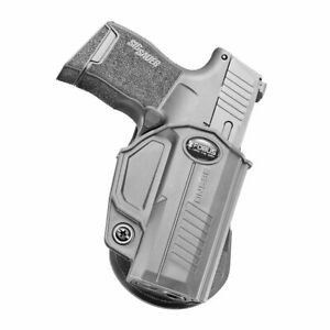 Fobus Evolution Paddle, Sig Sauer P365 Right Hand Holster, 365ND