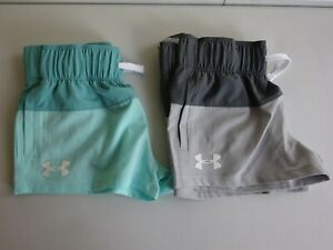 Under Armour Girl's Beat The Heat Board Shorts NWT 2019
