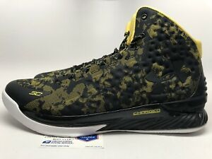 Under Armour Stephen Curry 1 'Away' Basketball OG Mens sz 13 New!
