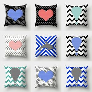 18#x27;#x27; Home Cover Decor Throw Polyester Cushion Case Pillow Waist Sofa $2.55