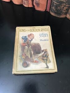 🔥The King of the Golden River and Other Stories (John Ruskin - 1922)🔥