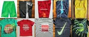 NIKE BOYS SIZE 2T ~ Dri-Fit SHORTS & T-SHIRTS ~ AUTHENTIC ~ NWT ~ SUMMER ~ $216