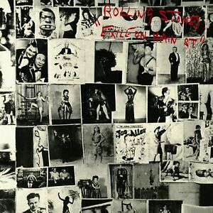 ROLLING STONES Exile on Main St BANNER HUGE 4X4 Ft Fabric Poster Tapestry Flag $29.95