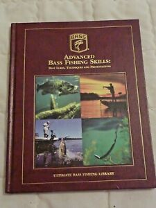 Advanced Bass Fishing Skills: Best Lures Techniques Presentations 2004 Book G9