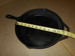 Lodge 13 Inch Cast Iron Skillet ~