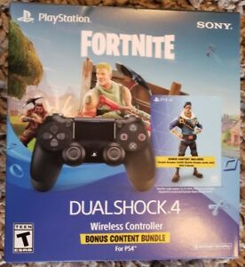 Fortnite PlayStation 4 DualShock 4 Wireless Controller Royal Bomber + 500 V Buck