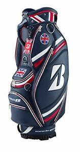 Bridgestone (Bridgestone) Caddy Bag Tour B Major Model Caddy Cbg970 British Open