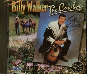 BILLY WALKER THE COWBOY CD NEW SEALED $7.99
