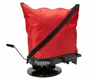 Earthway 2750 Hand-Operated Nylon Bag Spreader/Seeder, Perfect for Hilly and ...