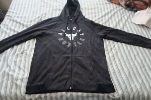 Under Armour Project Rock All Day Hustle Full-Zip Jacket Hoodie New 3XL SOLD OUT