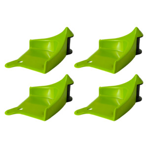 Detail Guardz washing Detailing Cleaner Hose Guide 4 Pack NEON Green