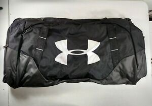 Under Armour Undeniable Duffle 3.0 Gym Bag Black 001Silver X-Large