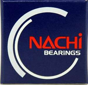 (Qty-1) 6006-2NSE NACHI Ball Bearing 6006-2RS 6006 RS made in Japan