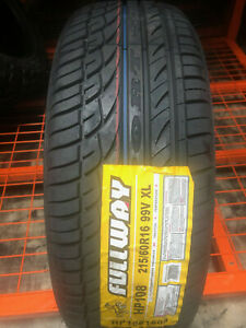 4 NEW 215/60R16 Fullway HP108 Ultra High Performance Tires 215 60 16 2156016 R16