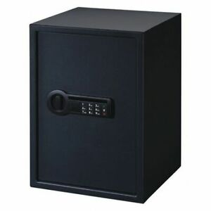 STACK-ON PS-1820-E Security Safe,Black,46.5 lb. Net Weight