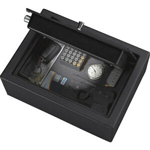 STACK-ON PDS-1800-B Security Safe,Black,13.5 lb. Net Weight