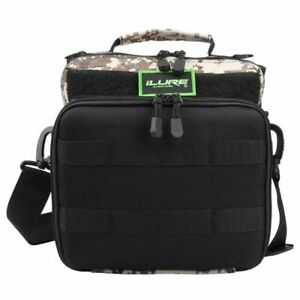 Waterproof Fishing Bag Large Tackle Pouch Shoulder Lure Storage Camping Case