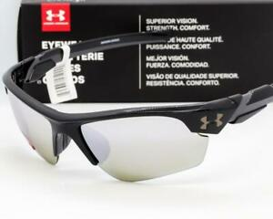 UNDER ARMOUR WINDUP SUNGLASSES UA Youth Kids Fit - Black  Gameday Mirror lens