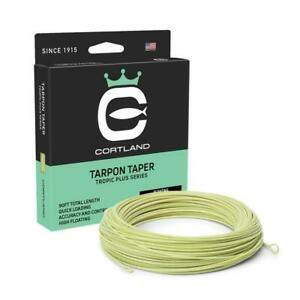 Cortland Tropic Plus -  Tarpon Taper Fly Line