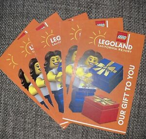 One Day Legoland California  SeaLife Hopper Ticket VALID ONLY 9/3-11/22 2019:
