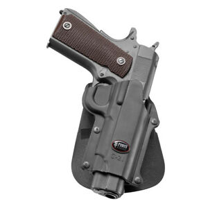 Fobus 1911 Right Hand Roto Paddle Holster C21rp