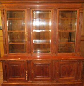 Antique sidewall cupboard, Herter Brothers