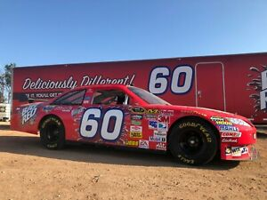Retired Nascar Camry and 2006 Ultra Comp 42' Enclosed Trailer