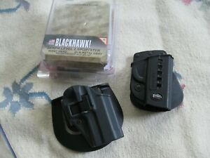 Fobus and Blackhawk holster for Sig P250,229,228.