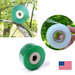 Lot Clear Grafting Tape Stretchable Self-adhesive For Garden Seedling 2cm 3cm US