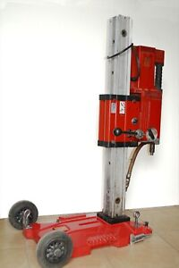 HILTI DD-CA-M Diamond Core Concrete Drill with Stand and Pump