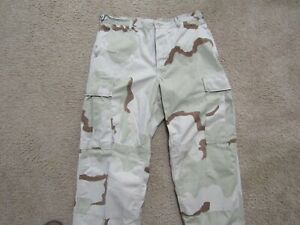 Medium Regular Desert Camo Pants