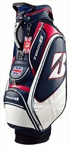 Bridgestone (Bridgestone) Caddy Bag Tour B Major Models Stand Bag All British Mo