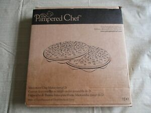 Pampered Chef Chip Maker Microwave USED $6.00