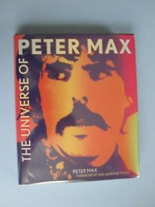 The Universe of Peter Max SIGNED by Peter Max 2013 Harper Design HC
