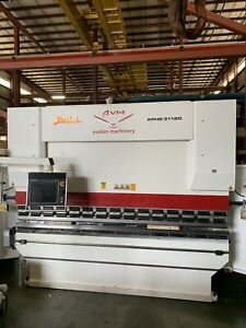 In Stock Baykal Press Brake with only 300 hours - MASSIVE PRICE REDUCTION